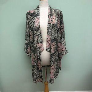 Tahari Fashion Kimono (PM1233)